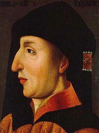 Philippe II de bourgogne dit le hardi