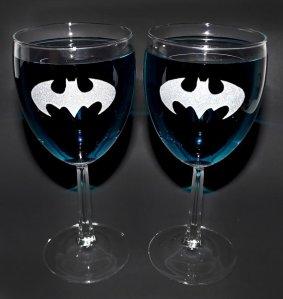 Holy wine glass Batman!