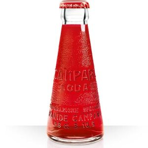 Campari Soda Bottle