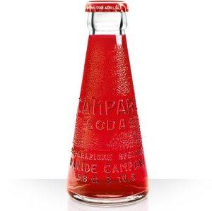 Campari Soda Bottle