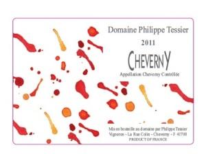Cheverny tessier