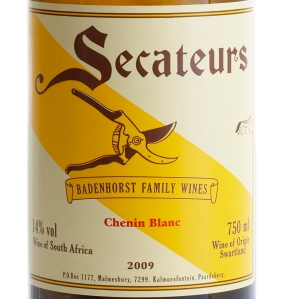 Copy of Secateurs Chenin 2009